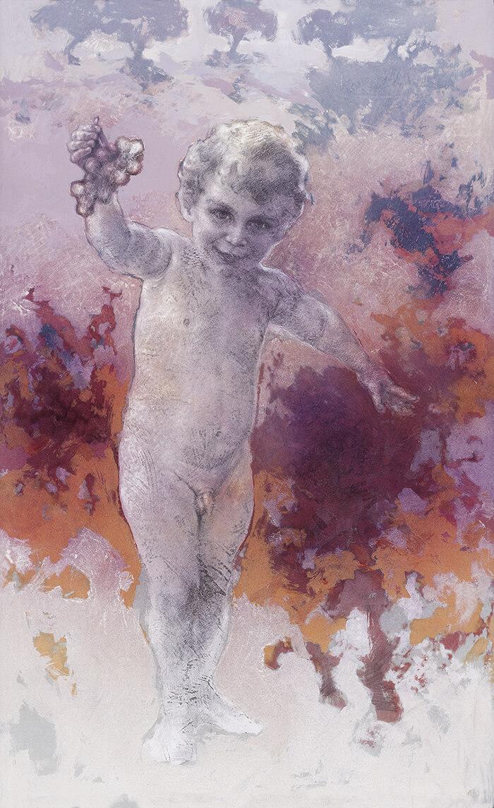 Dionisos niño