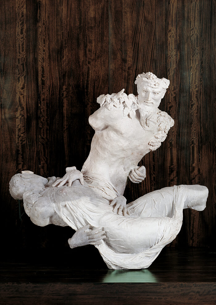 Dionisos y Ariadna